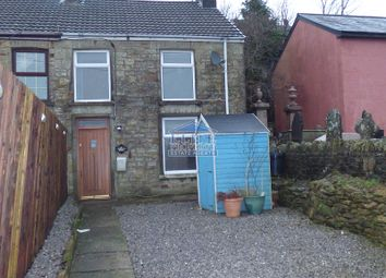 Thumbnail 2 bed property to rent in Rose Terrace, Bettws, Bridgend.