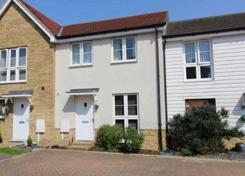Thumbnail 3 bed terraced house for sale in Colemans Close, Kingsnorth, Ashford