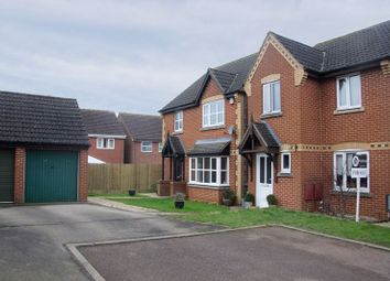 Thumbnail 3 bed detached house for sale in Hanover Drive, Brackley