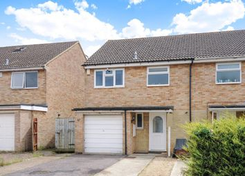 Thumbnail 3 bed semi-detached house to rent in Orchard Way, Bicester