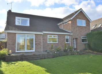 Thumbnail 4 bed detached house for sale in Gilbert Crescent, Duffield, Belper