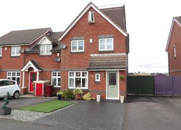 Thumbnail 4 bedroom end terrace house for sale in Ingleby Close, Westhoughton, Bolton, Greater Manchester