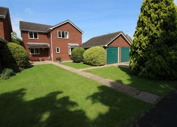 Thumbnail 4 bed detached house for sale in The Furrows, St. Ives, Huntingdon