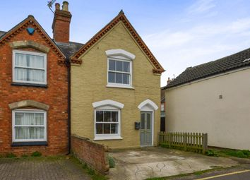 Thumbnail 2 bed end terrace house for sale in Queen Street, Stony Stratford, Milton Keynes