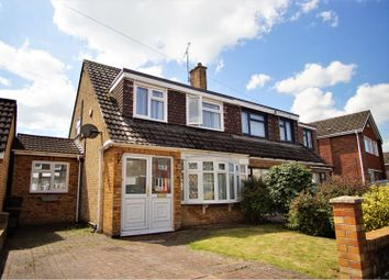 Thumbnail 3 bed semi-detached house for sale in Meadowland Road, Henbury