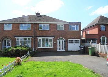 Thumbnail 4 bedroom semi-detached house for sale in Woodcross Lane, Bilston