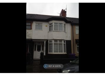 Thumbnail 5 bedroom terraced house to rent in Fazakerley Road, Liverpool