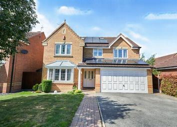 6 bed detached house for sale in Sedgemoor Way, Littleover, Derby, Derbyshire DE23