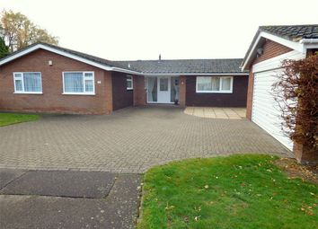 Thumbnail 3 bed detached bungalow for sale in Meggan Gate, Peterborough, Cambridgeshire