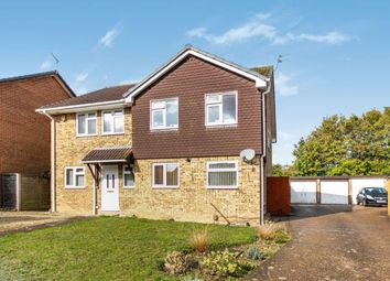 Thumbnail 3 bed semi-detached house for sale in Bearwood, Bournemouth, Dorset