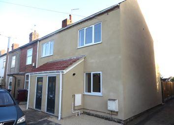 Thumbnail 2 bed end terrace house for sale in King Street, Tibshelf, Alfreton
