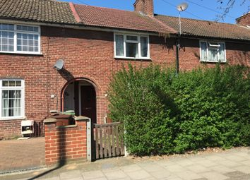 Thumbnail 2 bed terraced house to rent in Lodge Avenue, London