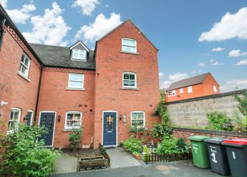 Thumbnail 3 bed end terrace house to rent in Camellia Court, North Street, Atherstone