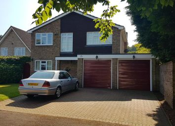 Thumbnail 4 bed detached house for sale in Vernon Drive, Ascot