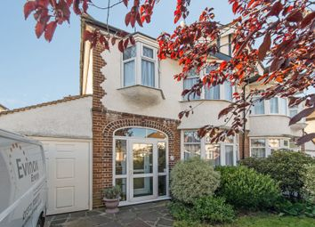 Thumbnail 3 bed semi-detached house for sale in Fairmead, Tolworth, Surbiton
