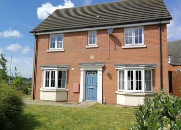 Thumbnail 4 bed detached house for sale in Stowmarket, Suffolk