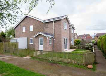 Thumbnail 2 bed semi-detached house for sale in Peter Paine Close, Butterwick, Boston