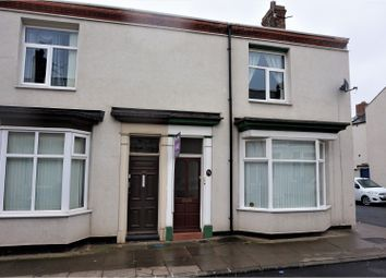 Thumbnail 3 bed end terrace house for sale in Vicarage Street, Stockton-On-Tees