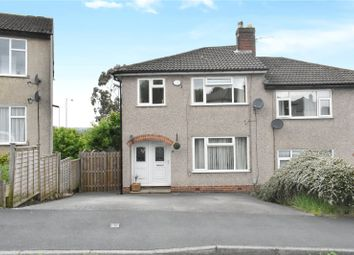 3 bed semi-detached house for sale in Canberra Drive, Cross Roads, Keighley, West Yorkshire BD22
