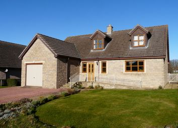 Thumbnail 3 bed detached house for sale in Cheviot Park, Foulden, Berwick Upon Tweed, Northumberland