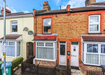 Thumbnail 2 bed terraced house for sale in Brightwell Road, Watford