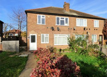 Thumbnail 2 bed maisonette to rent in Western Avenue, Perivale, Greenford, Greater London