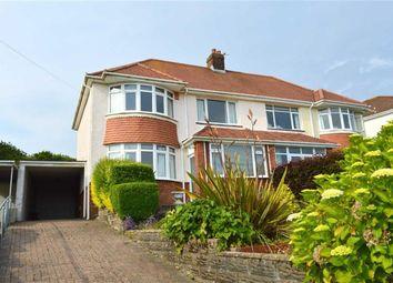 Thumbnail 3 bed semi-detached house for sale in Dunvant Road, Dunvant, Swansea