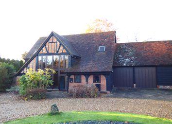 Thumbnail 4 bed property for sale in Robin Hood Way, Winnersh, Wokingham