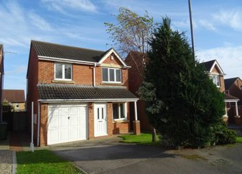 Thumbnail 3 bed detached house to rent in Swallow Close, Hartlepool