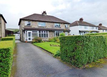 Thumbnail 3 bed semi-detached house for sale in Horderns Park Road, Chapel-En-Le-Frith, High Peak
