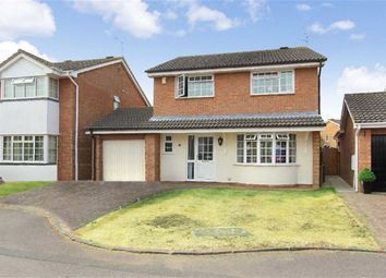 Thumbnail 4 bed detached house to rent in Browning Close, Stratton, Swindon