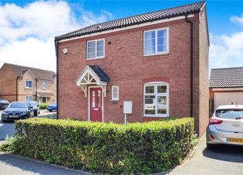 Thumbnail 3 bed semi-detached house for sale in Barr Road, Syston, Leicester, Leicestershire