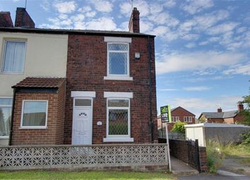Thumbnail 2 bed semi-detached house for sale in John Street, Chesterfield, Derbyshire