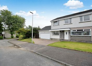 Thumbnail 4 bed semi-detached house for sale in Balnagowan Drive, Pitteuchar, Glenrothes