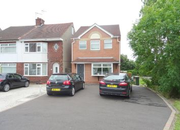 Thumbnail 3 bed detached house to rent in Birchwood Lane, South Normanton, Alfreton