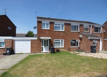 Thumbnail 3 bedroom semi-detached house to rent in Icomb Close, Swindon