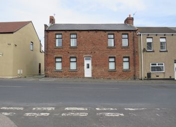 Thumbnail 4 bed end terrace house for sale in Front Street, Shotton Colliery