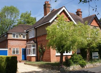 Thumbnail 5 bed semi-detached house for sale in Horsell, Woking, Surrey