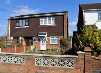 Thumbnail 3 bed semi-detached house for sale in Rectory Road, Basildon, Essex