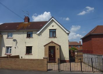 Thumbnail 2 bedroom semi-detached house for sale in Kerry Road, Knowle, Bristol