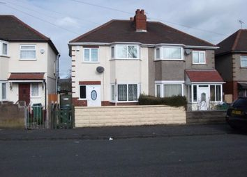 Thumbnail 2 bedroom semi-detached house to rent in Salop Street, Oldbury