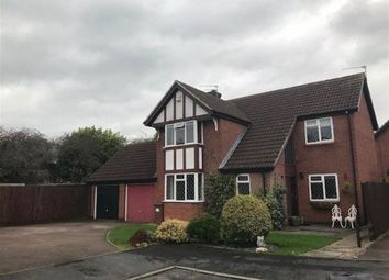 Thumbnail 4 bed property to rent in Odstone Drive, Hinckley