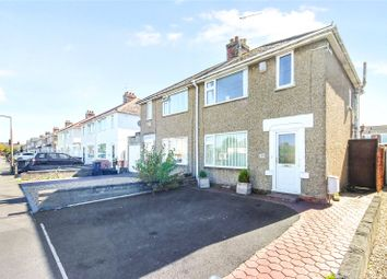 Thumbnail 3 bed semi-detached house to rent in Malvern Road, Gorse Hill, Swindon