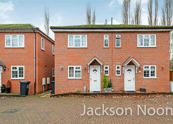 Thumbnail 3 bed semi-detached house for sale in Richards Field, Epsom