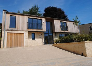 Thumbnail 5 bedroom detached house for sale in Bathford, Nr. Bath