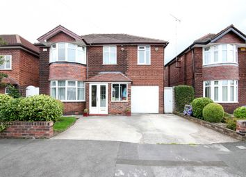 Thumbnail 5 bed detached house for sale in Delamere Road, Gatley, Cheadle, Greater Manchester