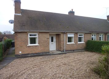 Thumbnail 2 bed semi-detached bungalow to rent in Bradgate Drive, Coalville