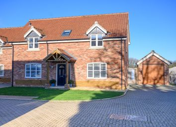 Thumbnail 4 bed detached house for sale in Dovetail Close, Wimbotsham, King's Lynn, Norfolk