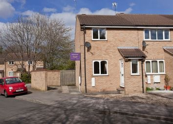 Thumbnail 1 bed semi-detached house to rent in Montrose Ave, York