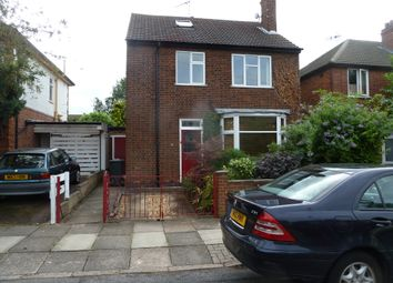 Thumbnail 4 bed detached house to rent in Landseer Road, Clarendon Park, Leicester